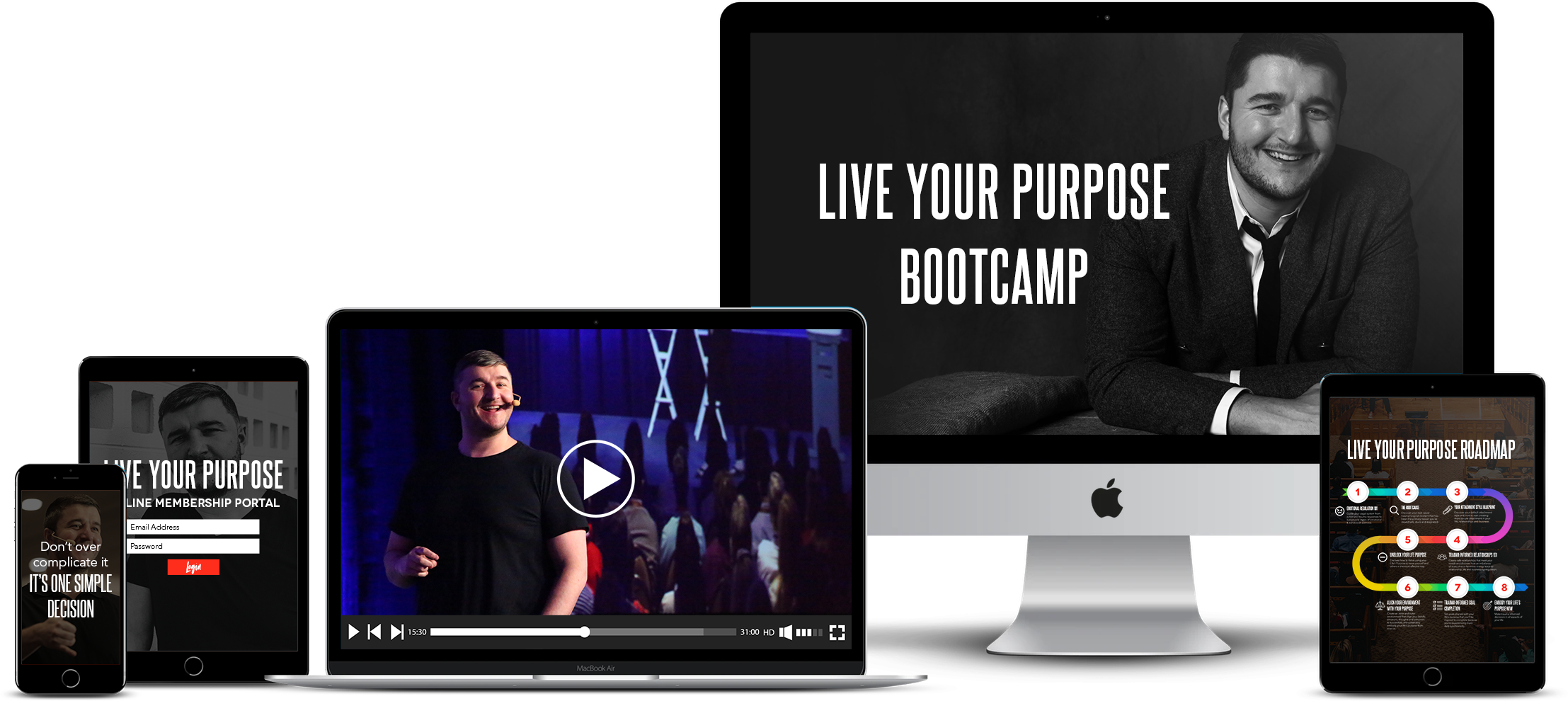Live Your Purpose Bootcamp