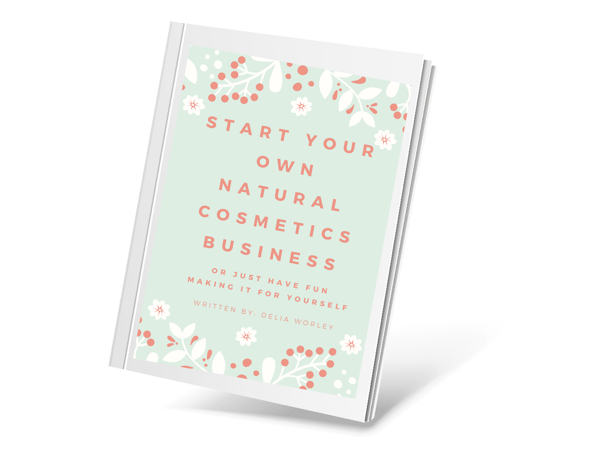 How to start a natural cosmetic business