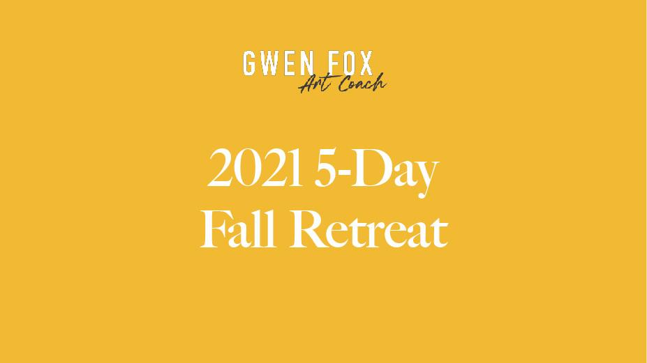 2021 5-Day Fall Retreat