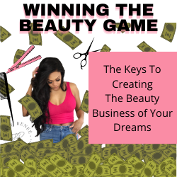 Winning The Beauty Game-Ebook