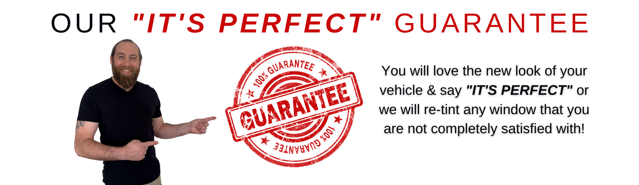 It's Perfect Guarantee