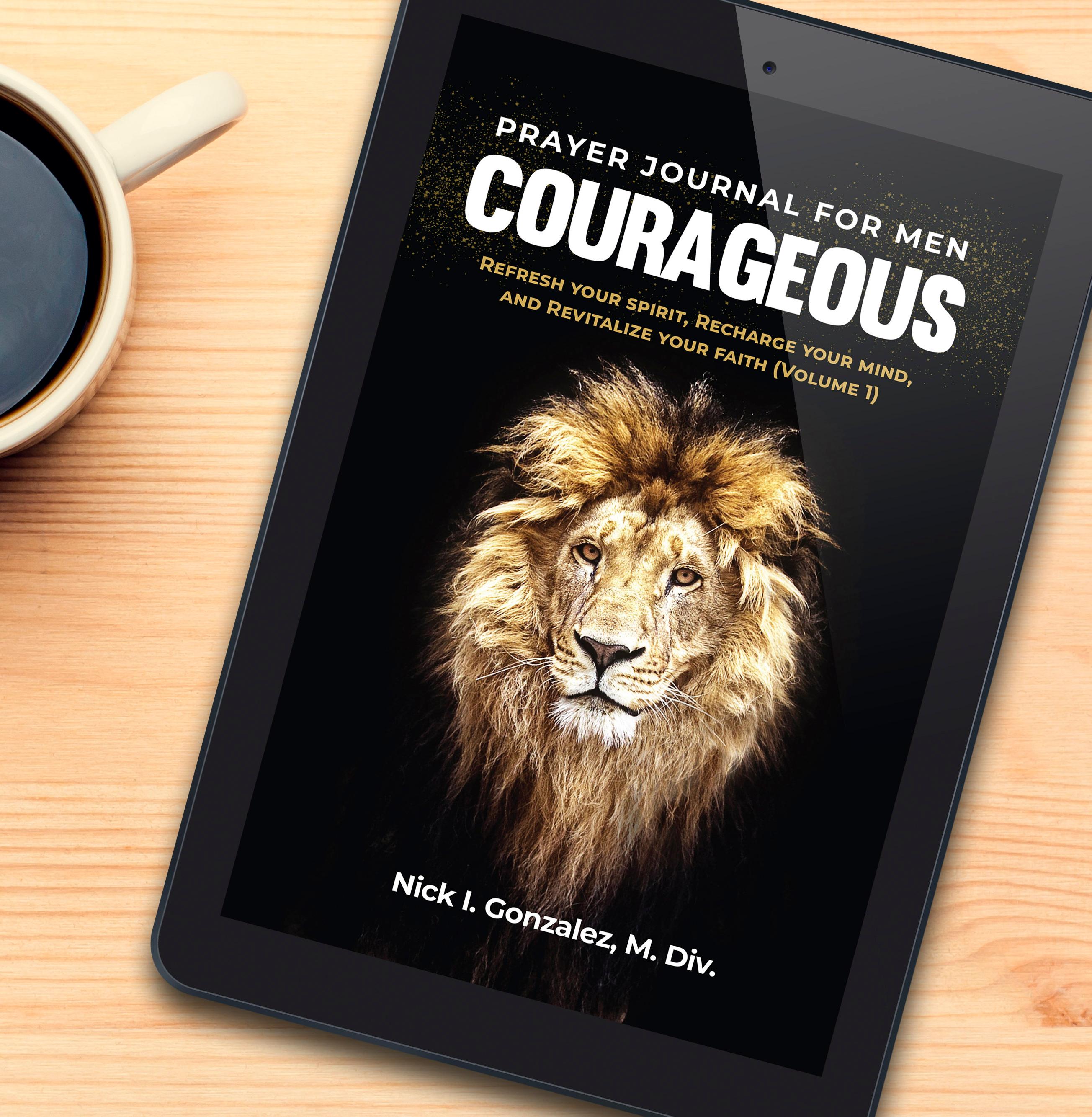 CourageousBook.com