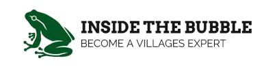 Inside the Bubble Logo
